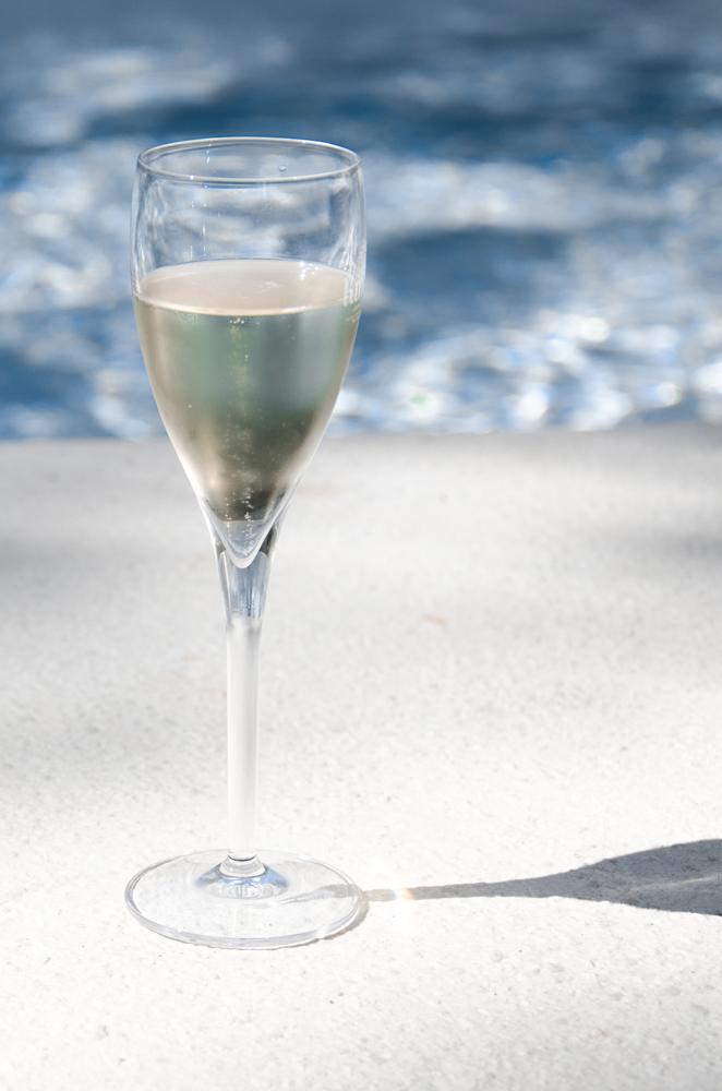 Champagne Louise Marie Bennezon flûte
