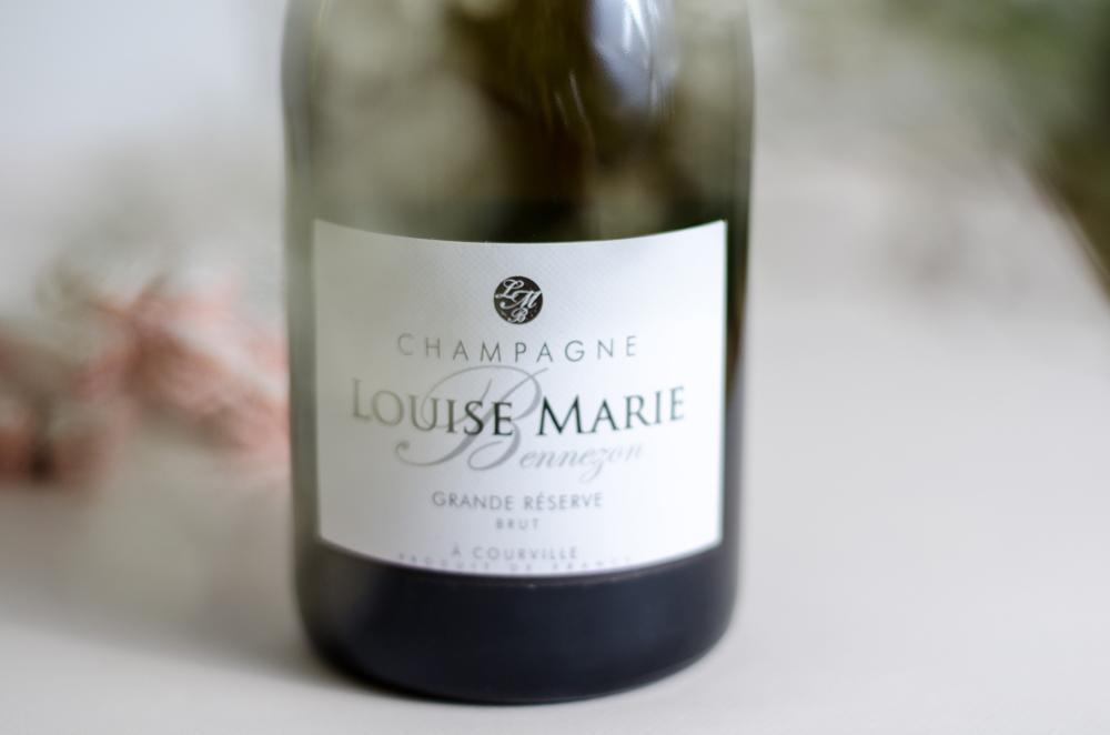 Champagne Louise Marie Bennezon Grande réserve